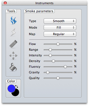 Smoke Tool