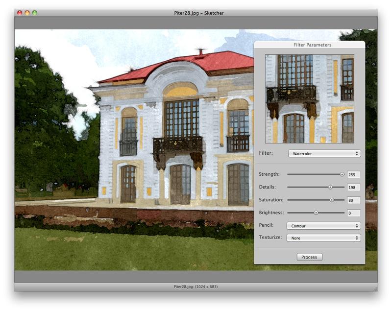 Sketcher App